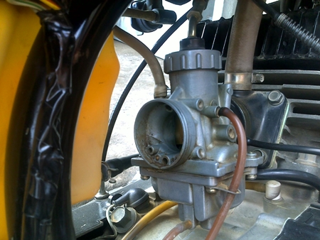 Mencopot Saringan Udara Hanya Demi Sensasi Suara Zona Motor Dot Net