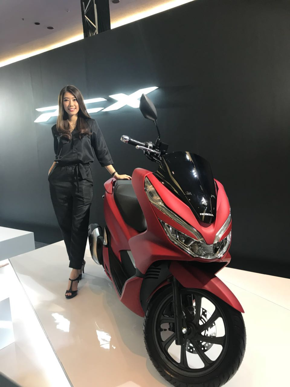 Galeri Foto Launching All New Honda PCX 150 Zona Motor Dot Net